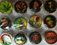 Mini Tobacco Grinder