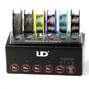 UD Wire Box with Six Roll Wires