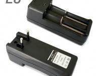Nabíječka pro 18650/18350 Li-Ion baterie (2 porty)