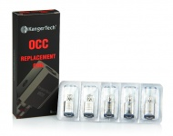 Kangertech Subtank Replacement Organic Cotton Coil (OCC) - 5ks