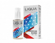Liqua Elements: American Blend (Americký tabák) 10ml