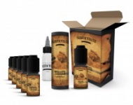 E-liquid DIY sada Premium Tobacco 6x10ml: Tobacco