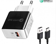 18W Quick Charge 3.0