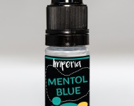 57. Black Label: Mentol Blue (Mentol a spearmint) 10ml