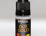 31. Black Label: Old Gold (Jemný tabák s ořechy a vanilkou) 10ml