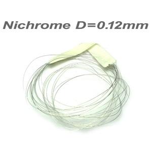 Atomizer heating coil (Nichrome D=0.12mm)