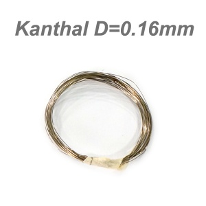 Atomizer replacement coil (Kanthal D=0.16mm)