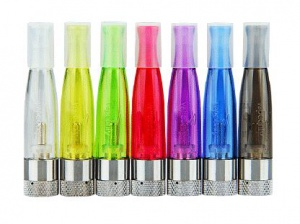 eGo 1.5ml VapeOnly V2 Bottom Coil Changeable Clear Cartomizer/ Clearomizer