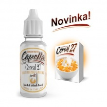 Příchuť Capella: Cereálie (Cereal 27) 13ml