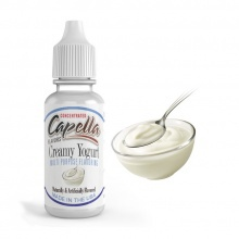 Příchuť Capella: Jogurt (Creamy Yogurt) 13ml