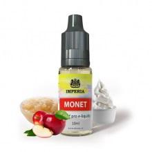 Imperia: Monet (Jablečné pyré s vanilkovým krémem) 10ml