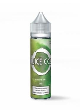 Juice Co - Mango & Apple (Mango a jablko) 30PG/70VG 50ml