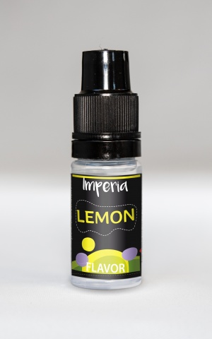01. Black Label: Lemon (Citron) 10ml