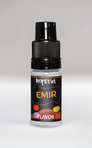 29. Black Label: Tabák Emir (Tabák s karamelem) 10ml