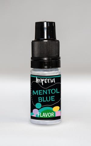 57. Black Label: Mentol Blue (Mentol a spearmint) 10ml
